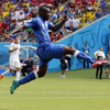Italy's Mario Balotelli sports Puma's new evoPOWER Tricks cleats.