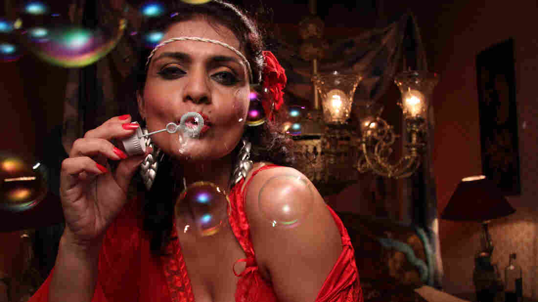 Zeena Bhatia plays Poonam, an aging actress, in the new film Miss Lovely, which exposes India's underground porn industry.