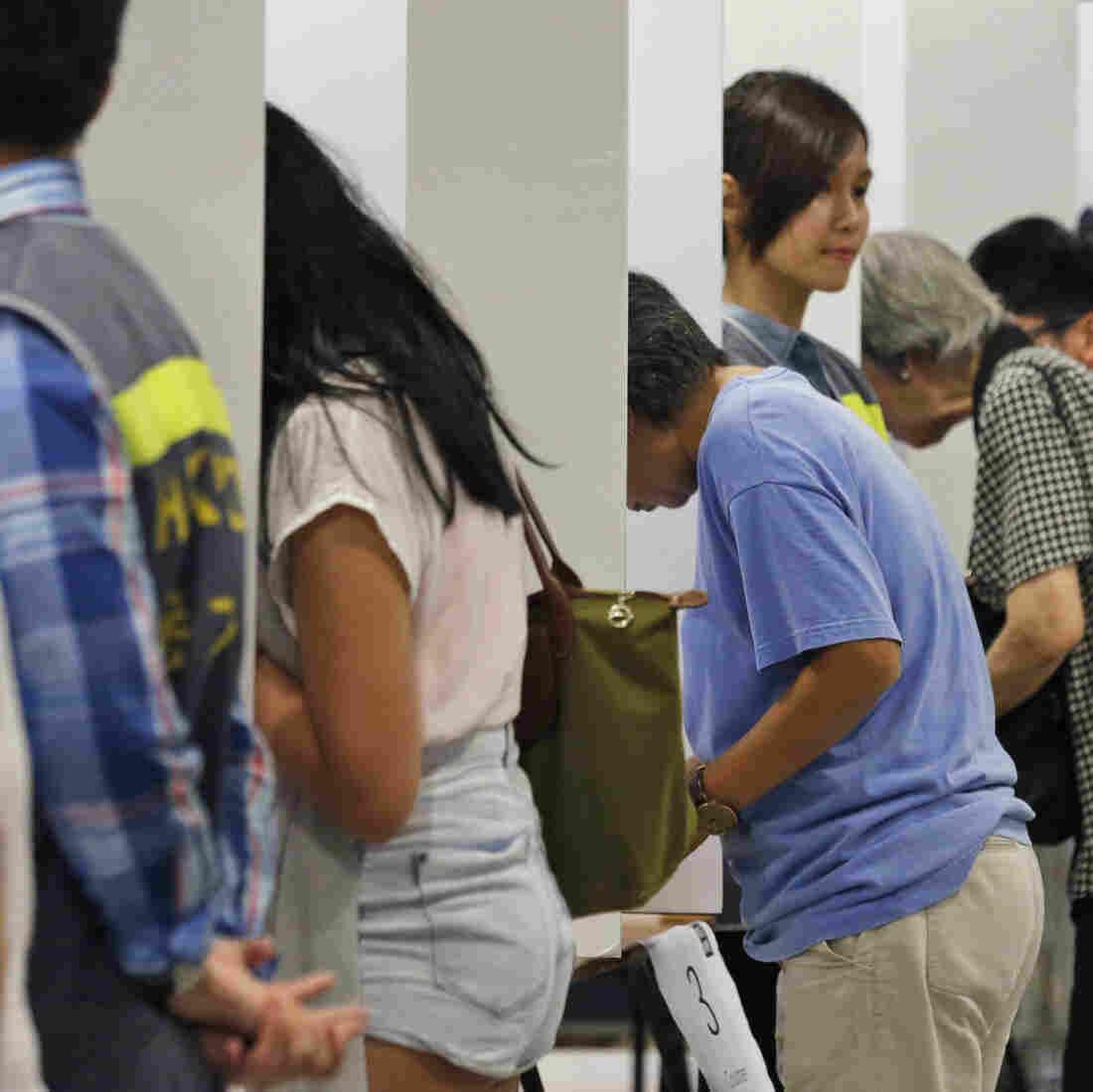 Beijing: Hong Kong Democracy Referendum 'An Illegal Farce'