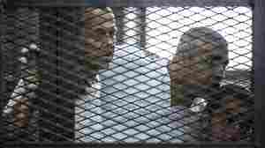 Egyptian Court Sentences Journalists To Lengthy Prison Terms