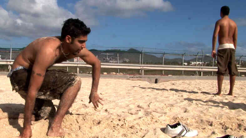 Jason DaSilva was on a family vacation in 2006 when he fell and