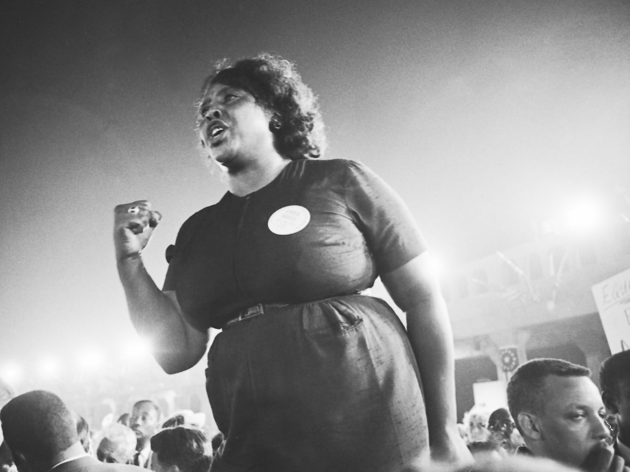 Fannie Lou Hamer (1917-1977) • BlackPast |Fannie Lou Hamer
