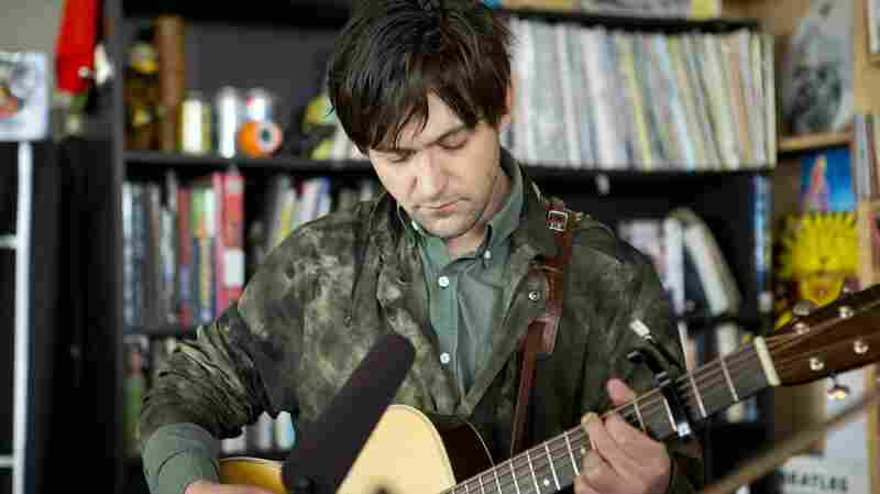 Conor Oberst: Tiny Desk Concert
