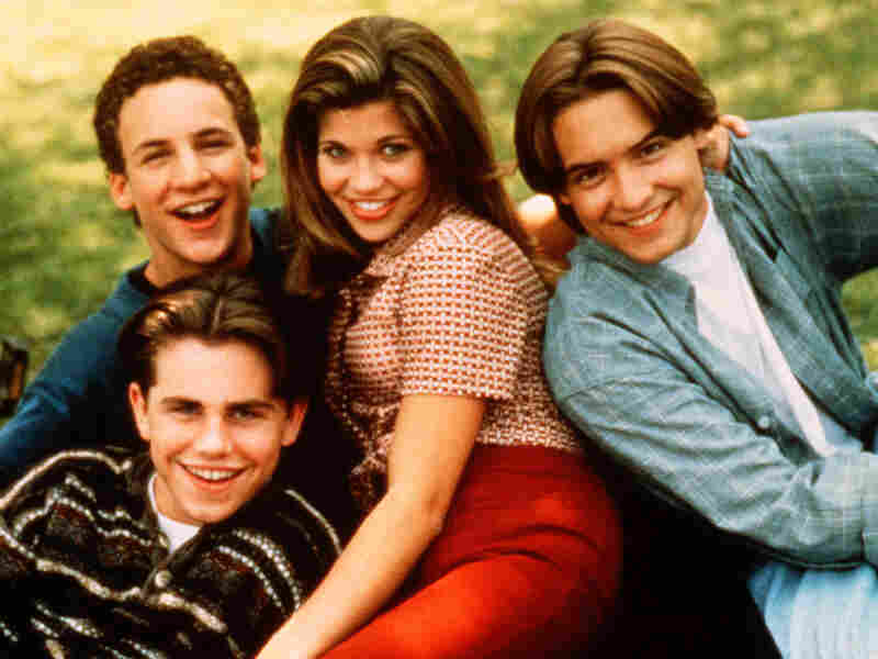 America watched Rider Strong, Ben Savage, Danielle Fishel and Will Friedle mature before their eyes on ABC's Boy Meets World.