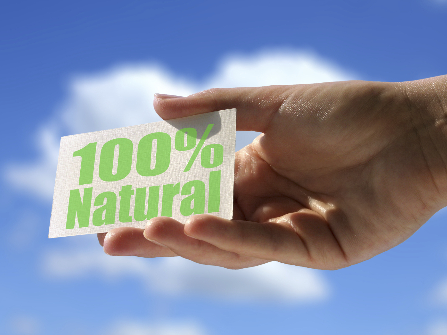 'Natural' Food Sounds Good But Doesn't Mean Much