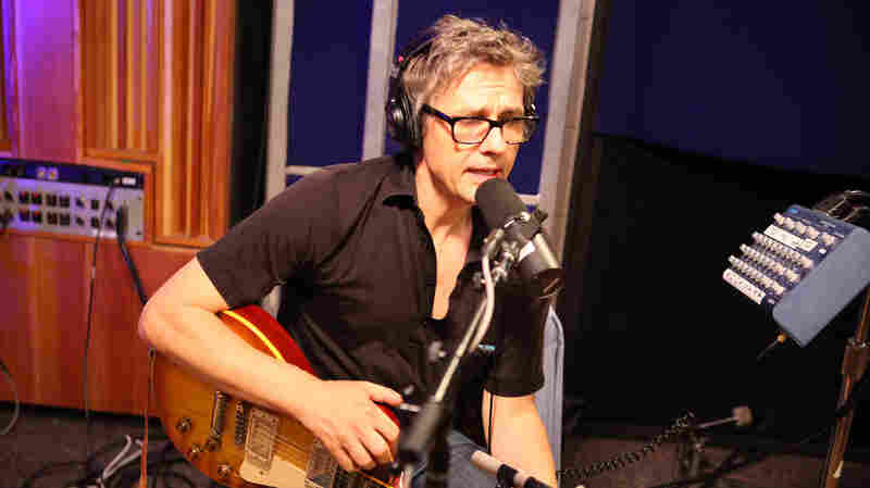 "Dean Wareham, ""The Dancer Disappears"" (Live)"