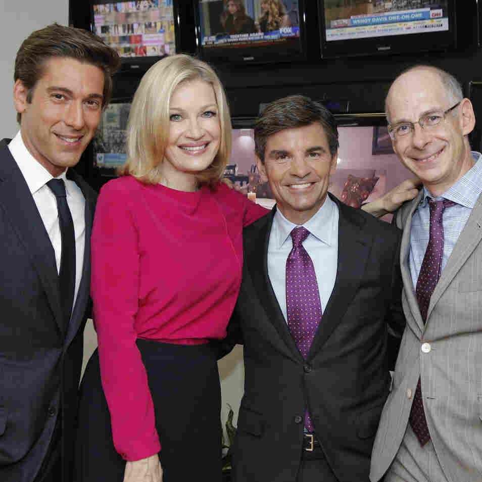 Diane Sawyer's 'World News' Departure Sets Off Big Changes At ABC News