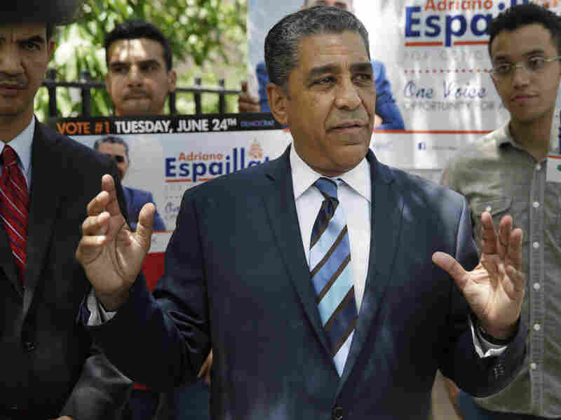 Had he won the Democratic primary for New York's 13th Congressional District, Adriano Espaillat would have been the first Dominican-born member of Congress.