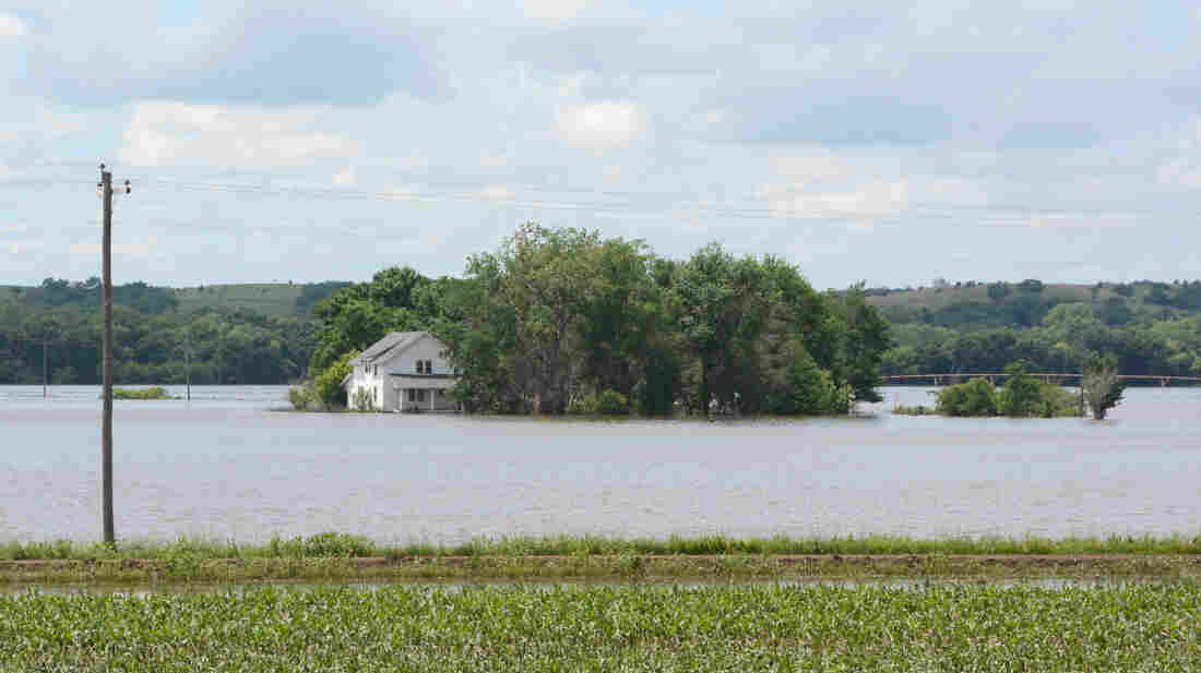 Flooding across the Upper Midwest, including Iowa, over the last couple weeks has soaked homes and fields and left local governments scrambling.