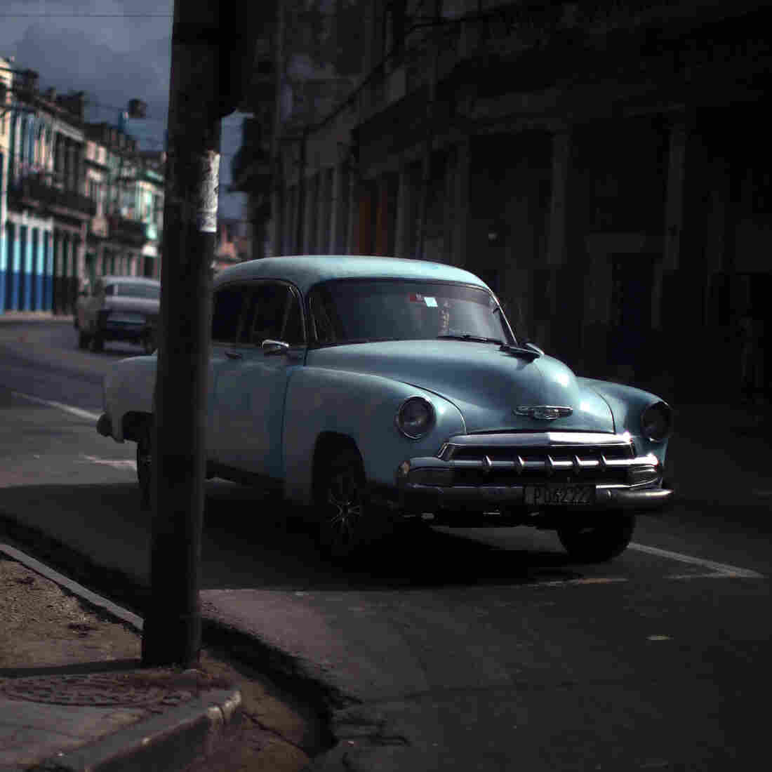 Go To Cuba, We Said, But NO Car Pictures.