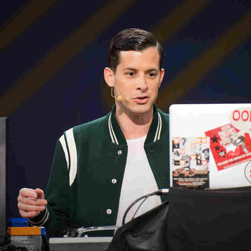 Mark Ronson: Why Would More Than 500 Artists Sample The Same Song?