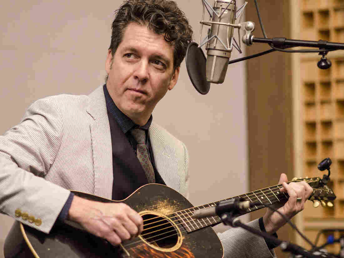Joe Henry's latest album is Invisible Hour.