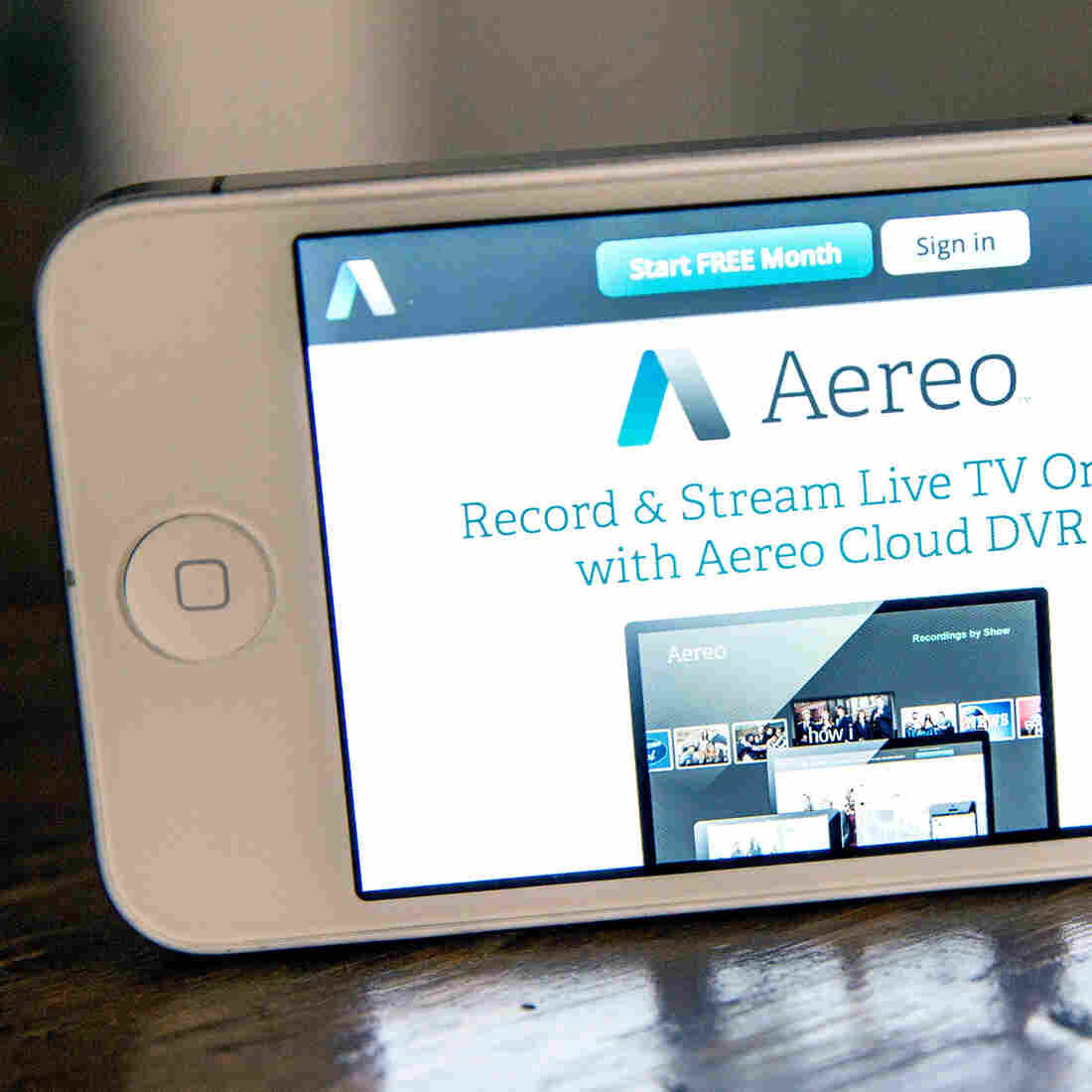 Aereo's TV Streaming Service Is Illegal, Supreme Court Says