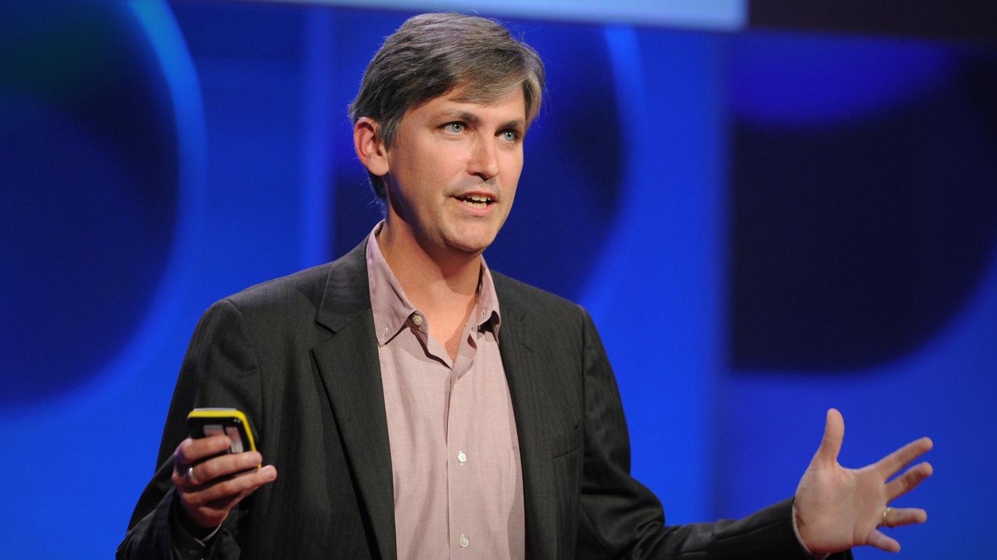 Steven Johnson Where Do Good Ideas Come From Npr