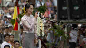 Clock Is Ticking For Aung San Suu Kyi's Presidential Bid