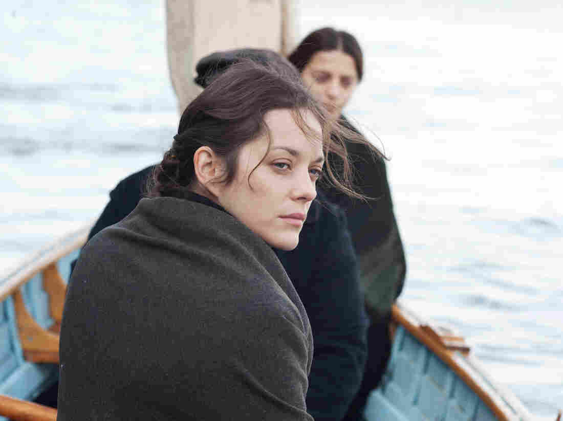 Marion Cotillard stars in The Immigrant, director James Gray's film about a Polish woman's experience after she disembarks at Ellis Island.