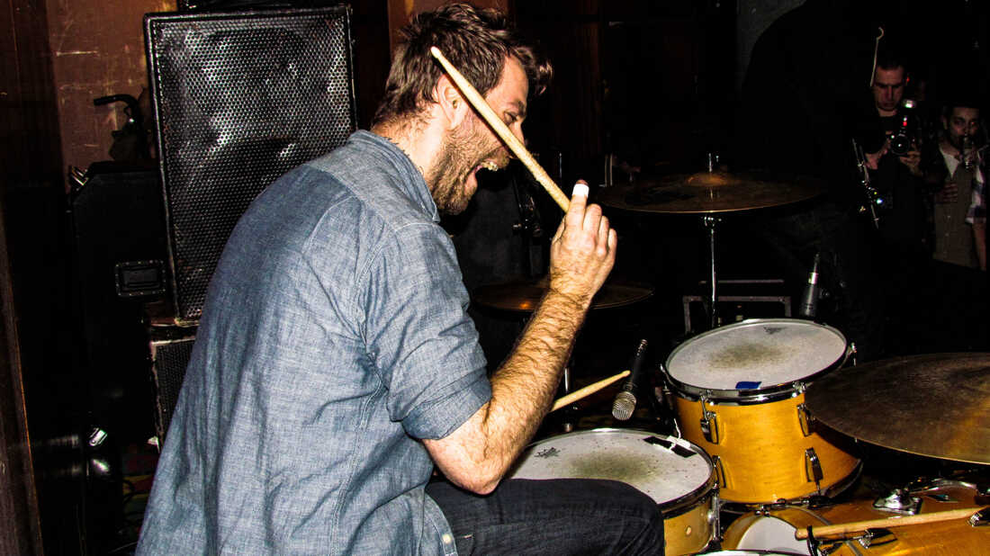 Drum Fill Friday, With Mike Kinsella Of Owls