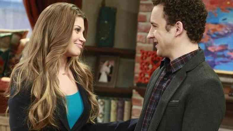 In Girl Meets World, Topanga (Danielle Fishel) and Cory (Ben Savage) have two kids — Riley and Auggie — and Cory teaches history at his daughter's middle school.