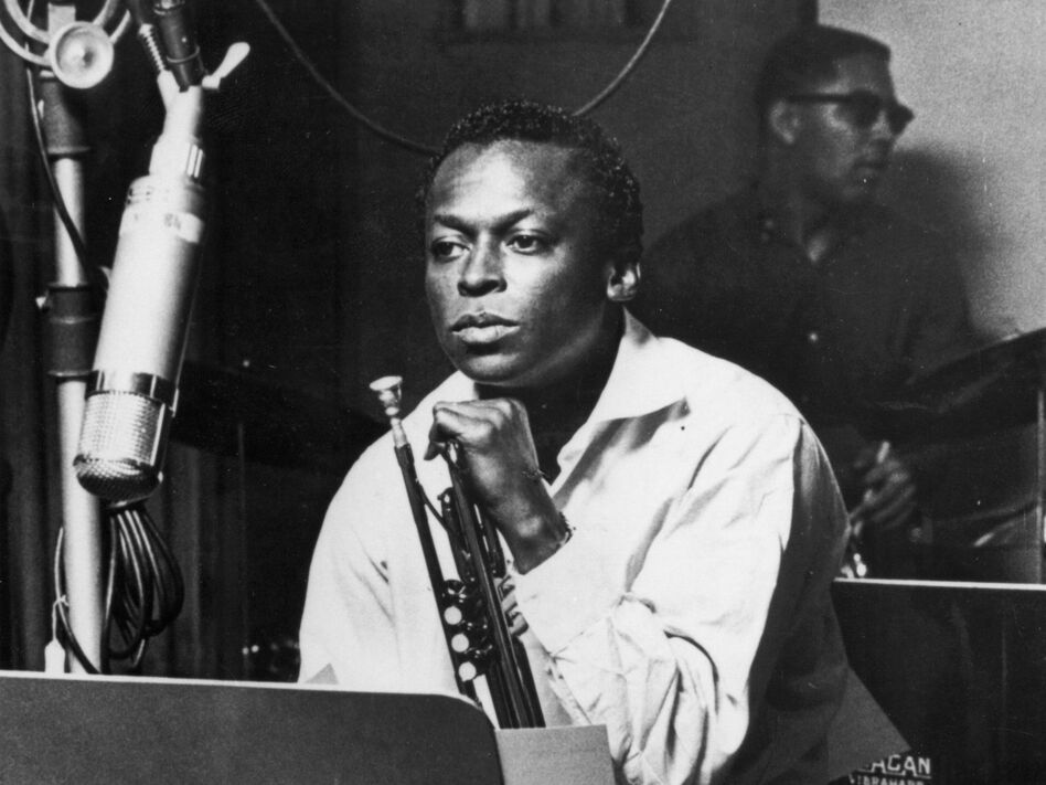 You can learn jazz appreciation from a computer. But you'll never learn how to be cool like Miles Davis. (Hulton Archive/Getty Images)