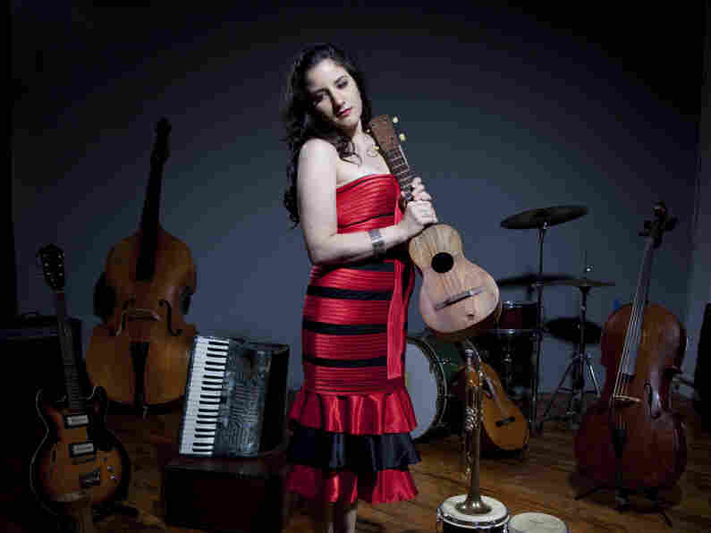 Ani Cordero's new album is Recordar: Latin American Songs Of Love And Protest.