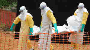 Ebola's Surge Requires 'Drastic Action' To Stop
