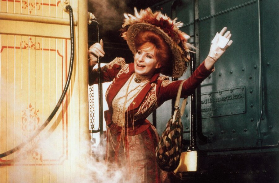 Lyric barbra streisand hello dolly lyrics : By Trolley, Train, Show Boat Or Surrey, These Musicals Will Move ...
