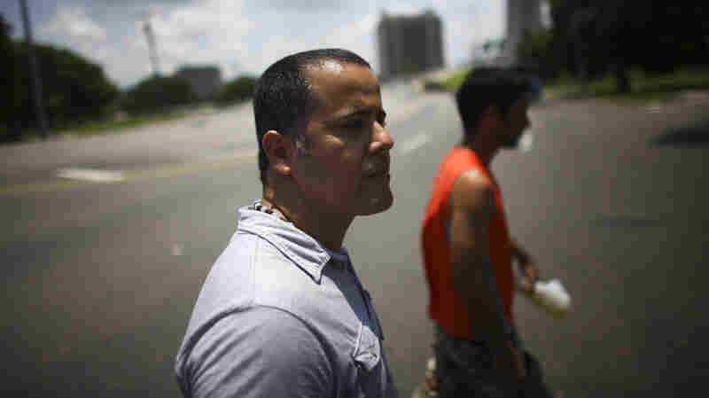 Isbel Diaz Torres is an LGBT activist in Cuba. He sees his fight for equality as an extension of Cuba's socialist revolution.