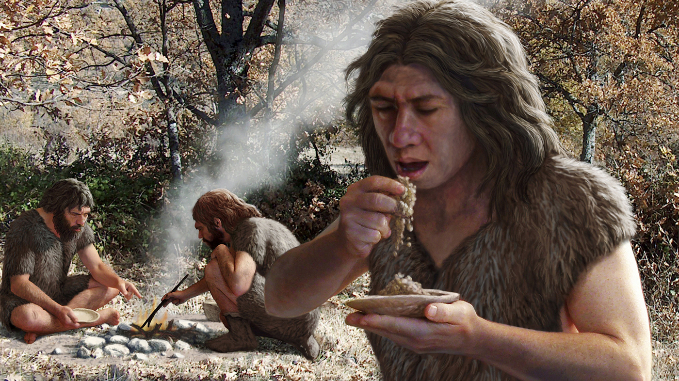 Did Neanderthals Eat Plants? The Proof May Be In The Poop ...