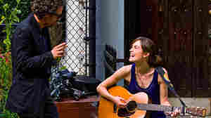 'Begin Again,' A Music Fantasy Both Sticky And Sweet