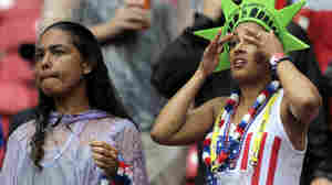 U.S. Advances In World Cup Despite 1-0 Loss To Germany