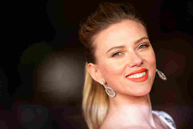 Scarlett Johansson attends the premiere of Her during the Rome Film Festival at Auditorium Parco Della Musica on Nov. 10, 2013 in Rome, Italy.