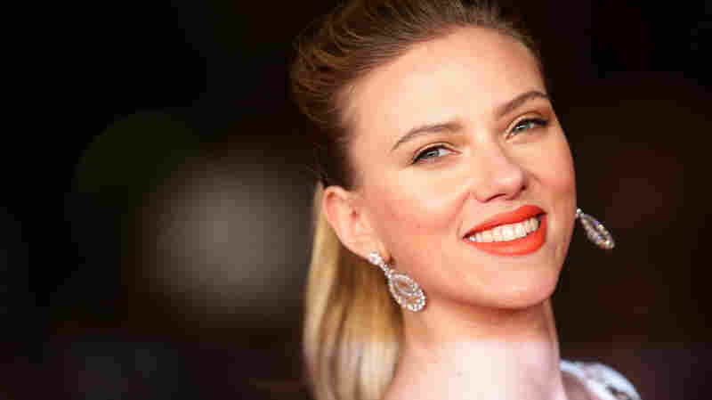 Scarlett Johansson attends the premiere of Her during the Rome Film Festival at Auditorium Parco Della Musica on Nov. 10, 2013, in Italy.