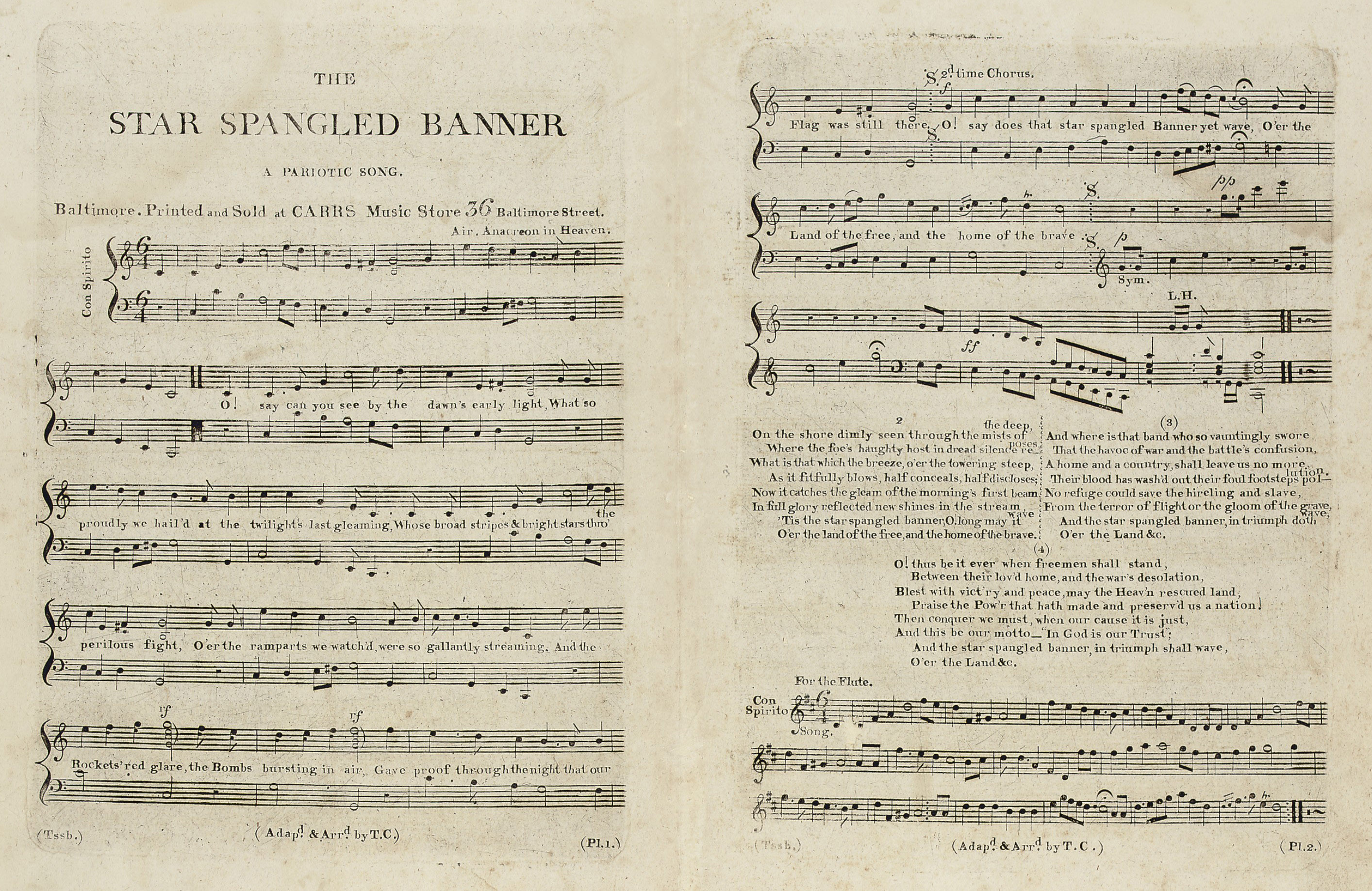 Celebrating A Star-Spangled Anthem     That's Really Hard To