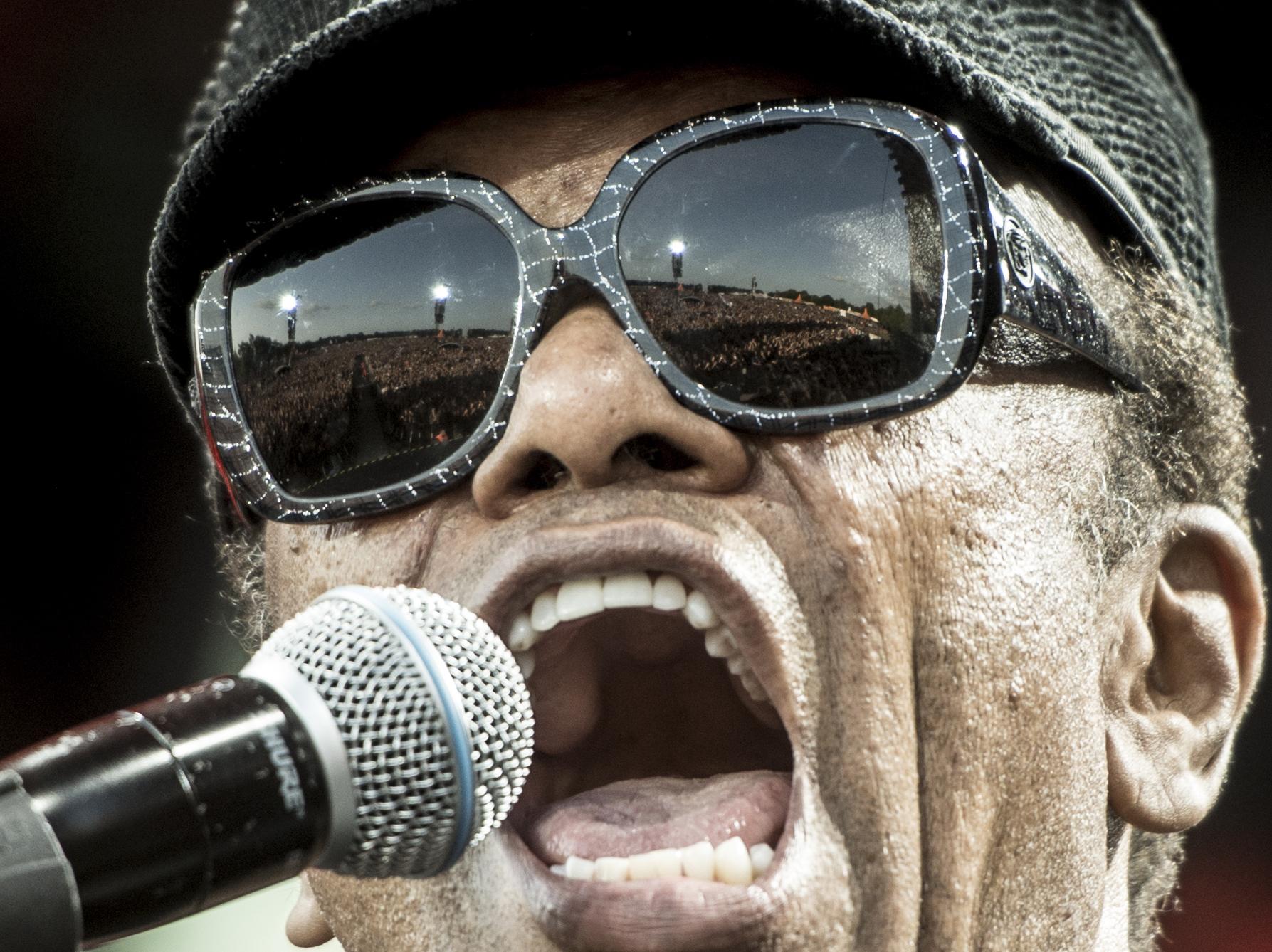 Soul Singer Bobby Womack Dies At 70