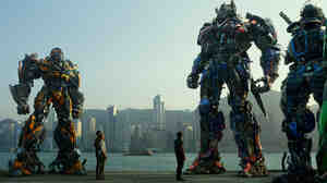 Voice actor Peter Cullen has reprised his role as Optimus Prime in the series of live-action Transformers movies, including the latest, Transformers: Age of Extinction.