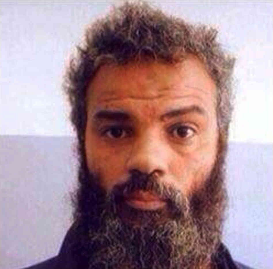 This undated image obtained from Facebook shows Ahmed Abu Khattala, an alleged leader of the deadly 2012 attacks on Americans in Benghazi, Libya.