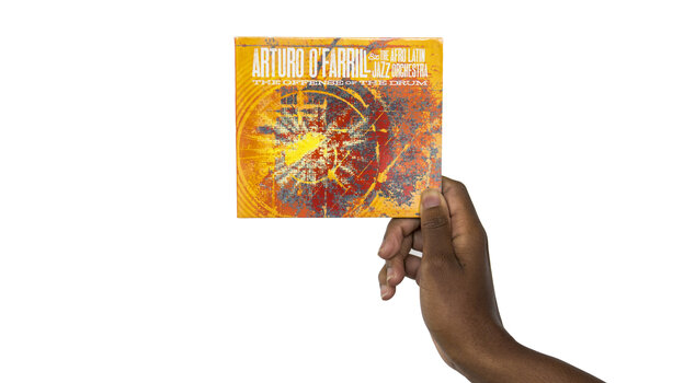 Arturo O'Farrill & The Afro Latin Orchestra, Offense of the The Drum
