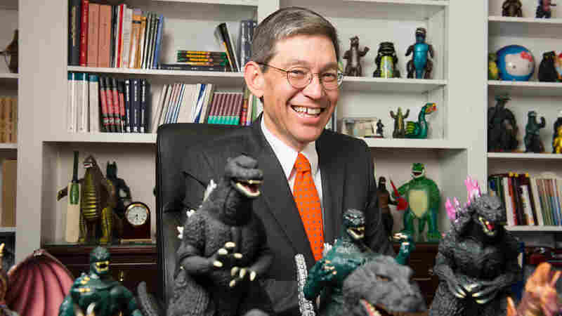 How 'Professor Godzilla' Learned To Roar