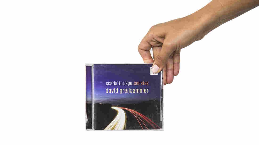 David Greilsammer, Scarlatti/Cage: Sonatas
