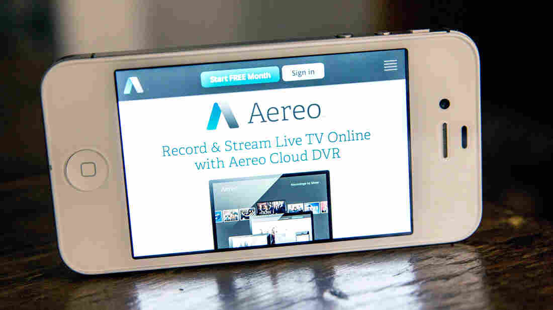 Aereo, a Web service that provides television shows online, lost a Supreme Court case Wednesday, as the justices ruled it violates copyright law.