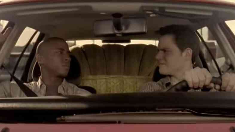 Boyfriends, or roommates? Decades ago, commercials like this 1997 Volkswagen Golf ad left homosexual relationships implied, in a sort of secret code. These days, gay-friendly advertisers don't feel the need to be covert.