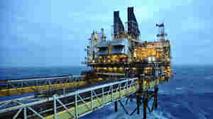 Scotland's offshore oil platforms in the North Sea generate significant wealth for the nation — especially for the Shetland Islands, where oil tanker traffic boosts the local economy.