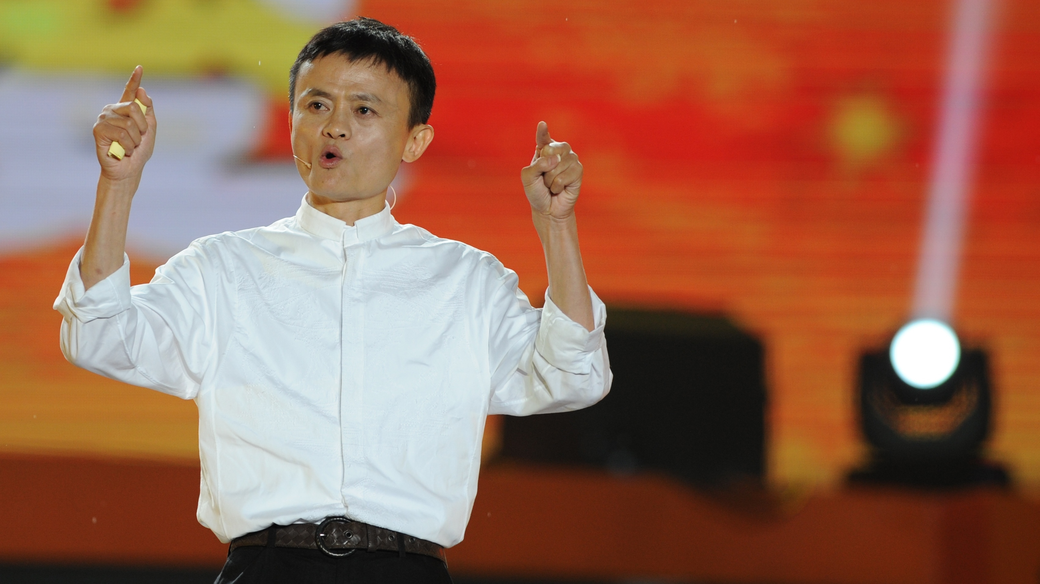 From A Chinese Apartment To Wall Street Darling: The Rise Of Alibaba