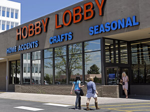 The Supreme Court said protecting the free-exercise rights of owners of corporations, such as Hobby Lobby Stores, protects religious liberty.
