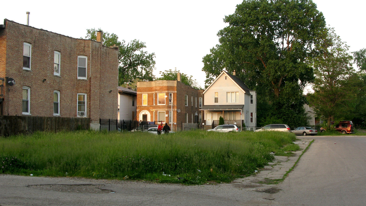 For Sale: Vacant Lots On Chicago Blocks, Just $1 Each : NPR
