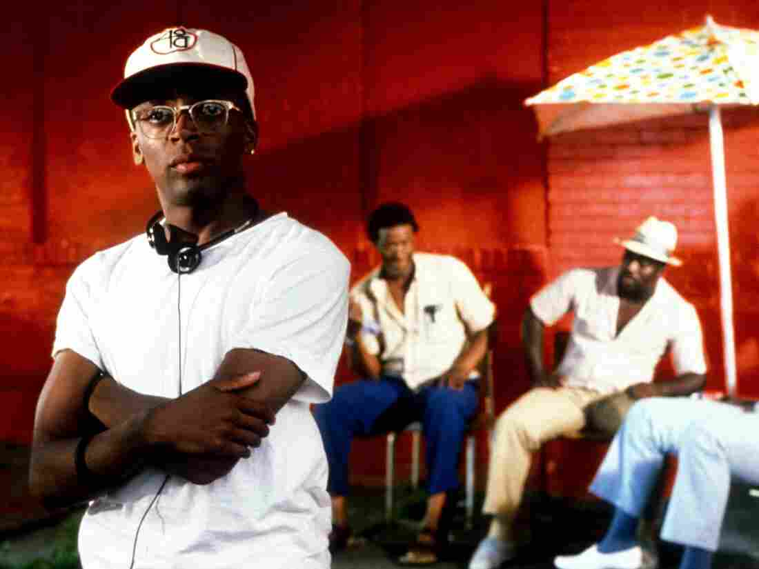 """Spike Lee directed, wrote and starred in """"Do the Right Thing."""" The landmark film prompted a national conversation about racial tension."""