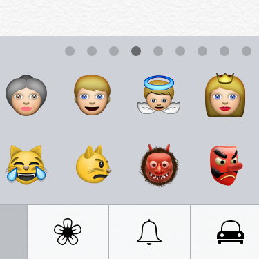 Why 140 Characters, When One Will Do? Tracing The Emoji Evolution