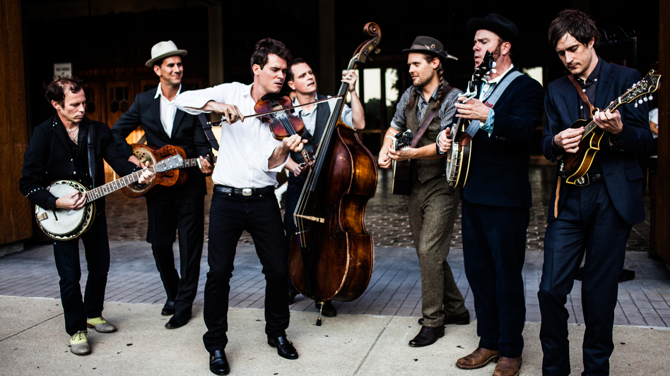 Old Crow Medicine Show. (Courtesy of the artist)