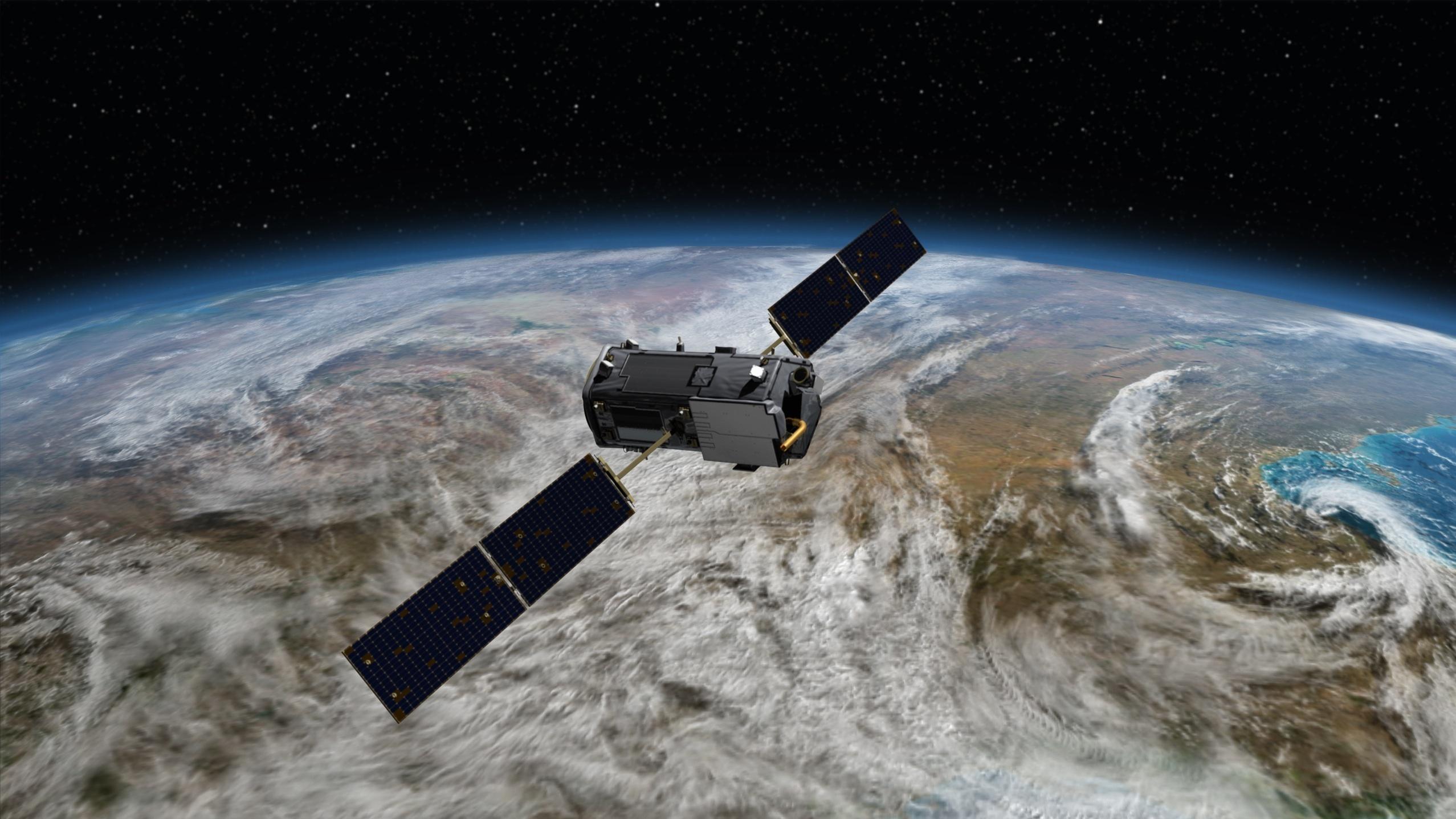 Carbon-Sensing Satellite Prepares For Second Launch