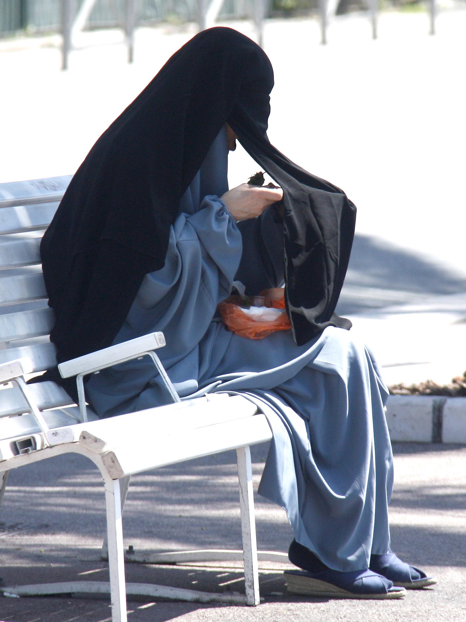European Court Upholds France's Burqa Ban